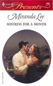 Mistress For A Month   Three Rich Men PDF