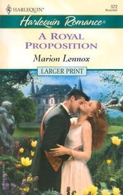 A Royal Proposition (Royal Theme) PDF