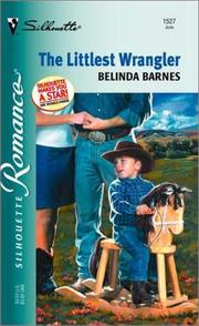 Cover of: Littlest Wrangler by Belinda Barnes