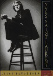 Yves Saint Laurent by Alice Rawsthorn
