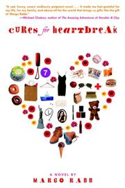 Cover of: Cures for Heartbreak by Margo Rabb