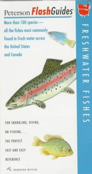 Cover of: Peterson Flashguide to Freshwater Fishes by Roger Tory Peterson