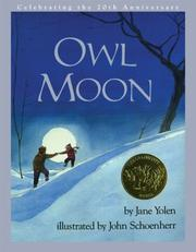 Cover of: Owl Moon by Jane Yolen