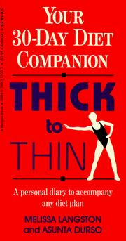 Thick to Thin PDF