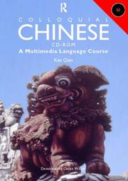 COLLOQUIAL CHINESE USER MANUAL PDF