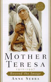 Mother Teresa by Anne Sebba