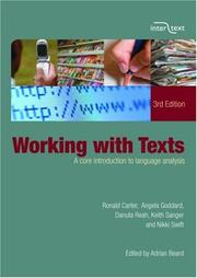 Working with Texts PDF