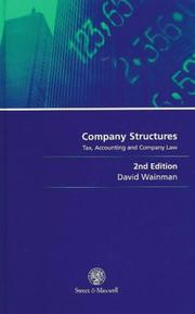 Company structures PDF