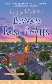 Beware False Profits (Ministry is Murder Mystery) PDF