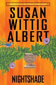 Nightshade by Susan Wittig Albert