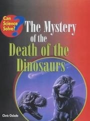 Death of Dinosaurs (Can Science Solve...?) PDF