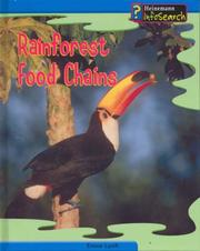 Rainforest Food Chains (Food Chains and Webs) PDF