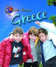 Greece (Young Explorer: Were from)