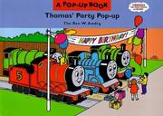 Thomas' Party Pop-up PDF