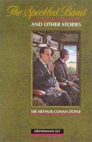 The speckled band by Sir Arthur Conan Doyle