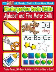 Kindergarten Basic Skills by Scholastic