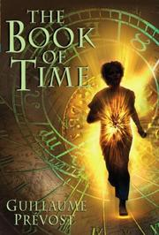 Book Of Time by Guillaume Prvost