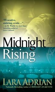 Midnight Rising (The Midnight Breed, Book 4) by Lara Adrian