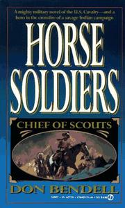 Horse Soldiers (Chief of Scouts) PDF
