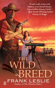 The Wild Breed by Leslie, Frank., Frank Leslie
