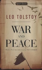 Cover of: War And Peace (Signet Classics) by Leo Tolstoy