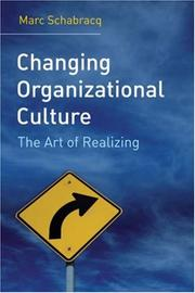 Changing Organizational Culture PDF