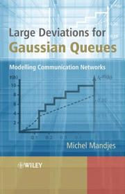 Large Deviations for Gaussian Queues by Michel Mandjes