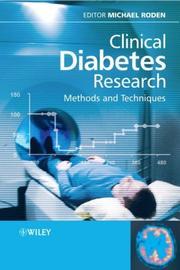 Clinical Diabetes Research PDF