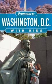 Frommer's Washington D.C. with Kids (Frommer's With Kids) PDF