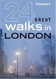 Frommers 24 Great Walks in London (Great Walks)