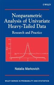 Nonparametric analysis of univariate heavy-tailed data PDF