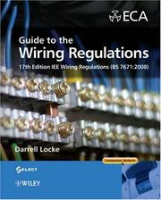 Guide to the Wiring Regulations: 17th Edition IEE Wiring Regulations (BS 7671:2008) PDF
