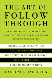 The Art of Follow Through PDF