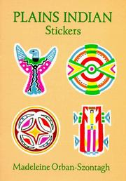 Plains Indian Stickers PDF