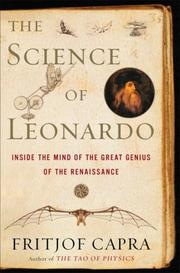 The science of Leonardo by Fritjof Capra