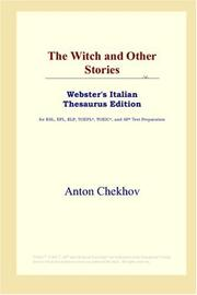 The Witch and Other Stories PDF