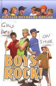 Boys rock! PDF