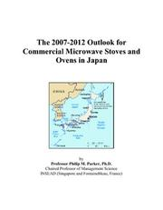 The 2007-2012 Outlook for Commercial Microwave Stoves and Ovens in Japan PDF