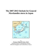 The 2007-2012 Outlook for General Merchandise PDF