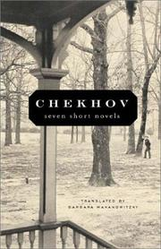 Seven short novels by Anton Chekhov