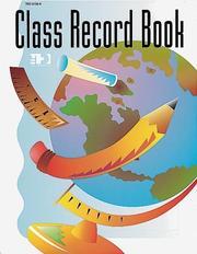 Class Record Book PDF