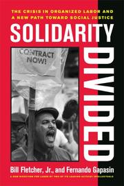 Solidarity divided by Fletcher, Bill Jr.