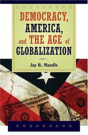 Democracy, America, and the Age of Globalization PDF