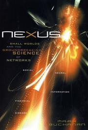 Cover of: Nexus by Mark Buchanan