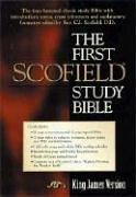 KJV First Scofield Study Bible PDF