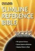 NASB Slimline Reference Bible PDF