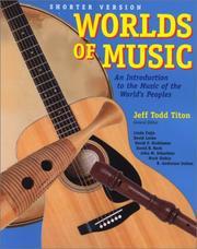 Worlds of Music PDF
