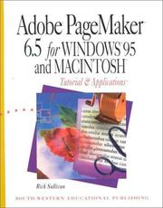 Adobe Page Maker 6.5 for Windows 95 and Macintosh PDF