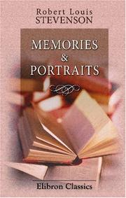 Cover of: Memories & Portraits by Robert Louis Stevenson