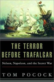 The terror before Trafalgar by Tom Pocock